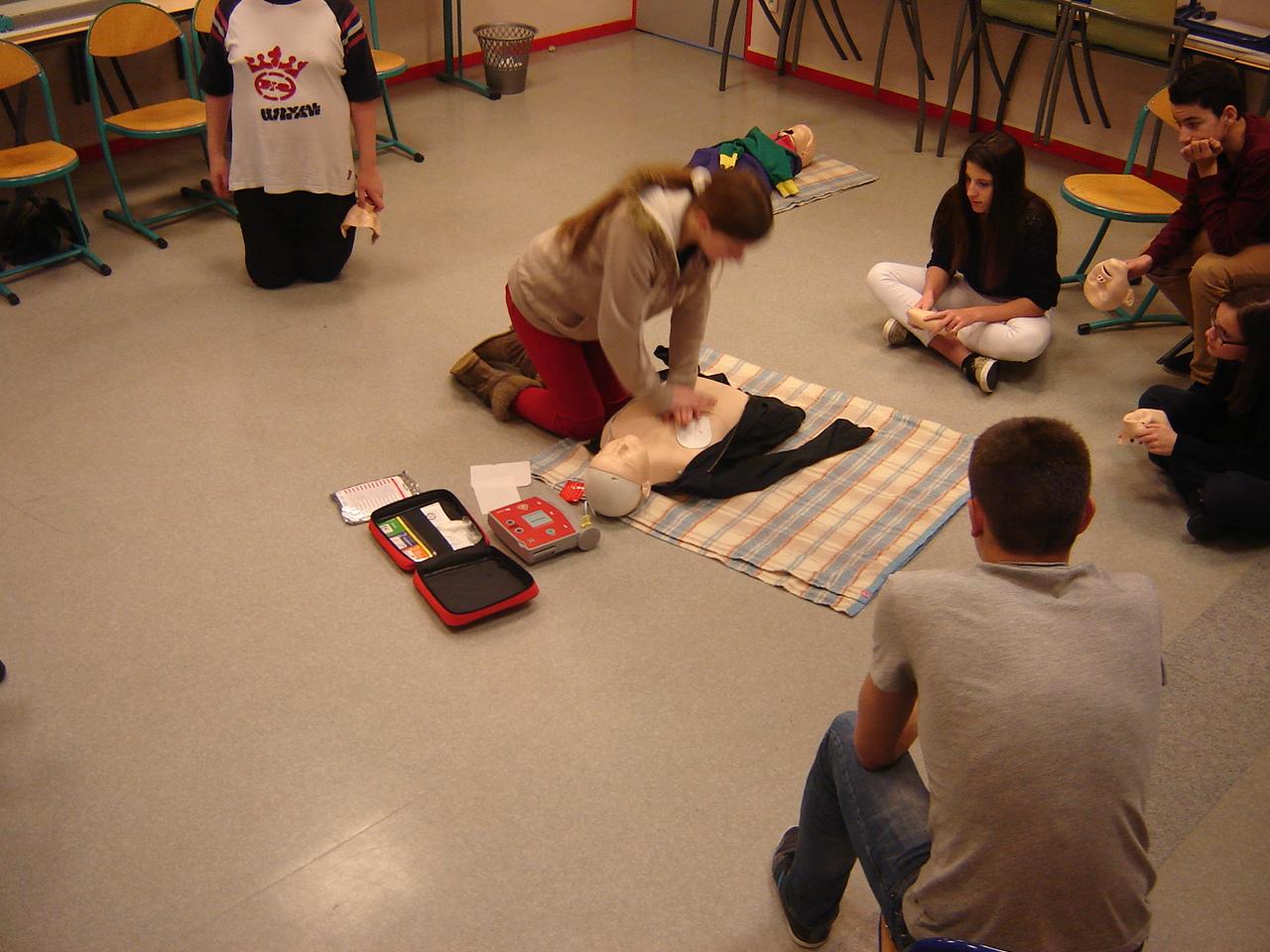 formation aux premiers secours  psc1